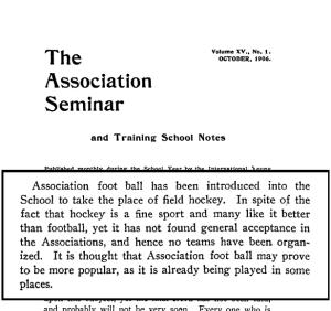 1906_10_The_Association_Seminar