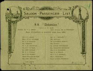 S.S. Devonian 1901_